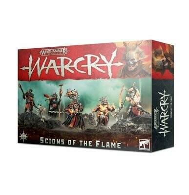 Games Workshop - Warcry: Scions of the Flame