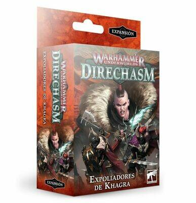 Games Workshop - Warhammer Underworlds: Direchasm - Expoliadores de Khagra