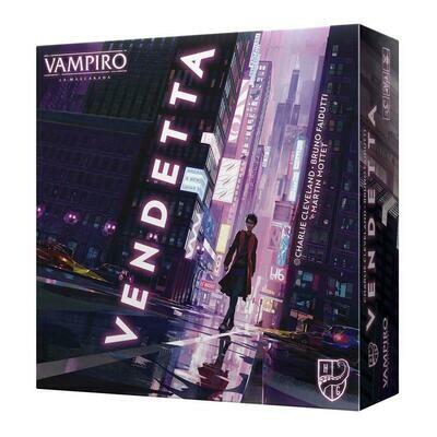 Horrible Games - Vampiro: La Mascarada - Vendetta