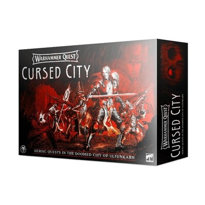 Games Workshop - Warhammer Quest: Ciudad Maldita