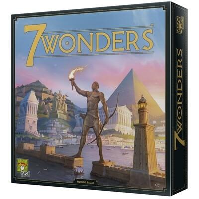 Repos Production - 7 Wonders Nueva Edición