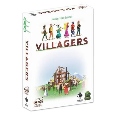 Arrakis Games - Villagers
