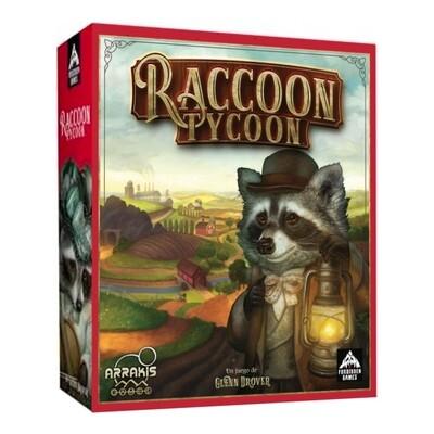 Arrakis Games - Raccoon Tycoon