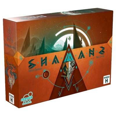Arrakis Games - Shamans