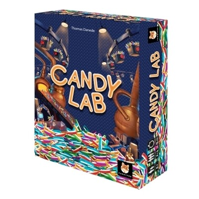 Arrakis Games - Candy Lab