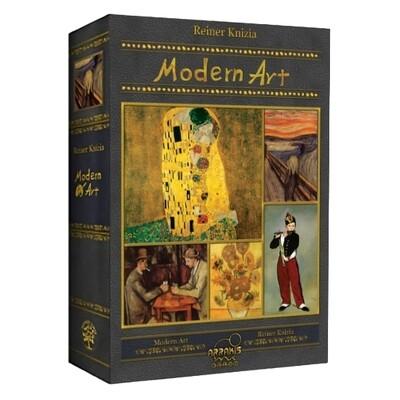 Arrakis Games - Modern Art