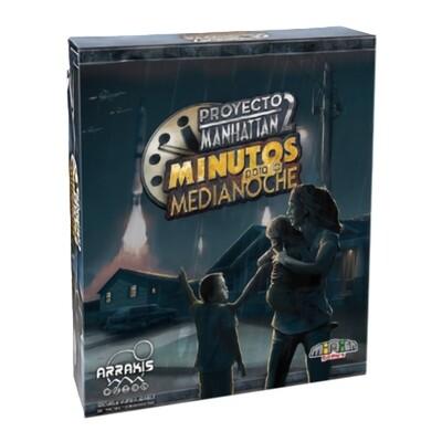 Arrakis Games - Proyecto Manhattan 2: Minutos para la medianoche
