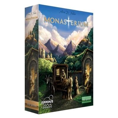Arrakis Games - Monasterium
