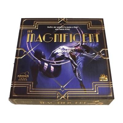 Arrakis Games - The Magnificent