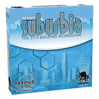 Arrakis Games - Suburbia