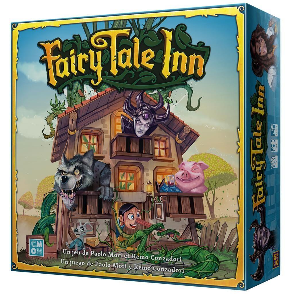 CMON - Fairy Tale Inn