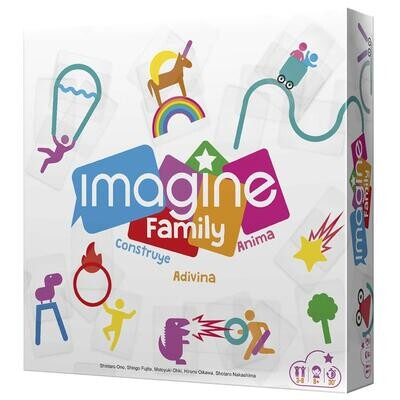 Cocktail Games - Imagine Family