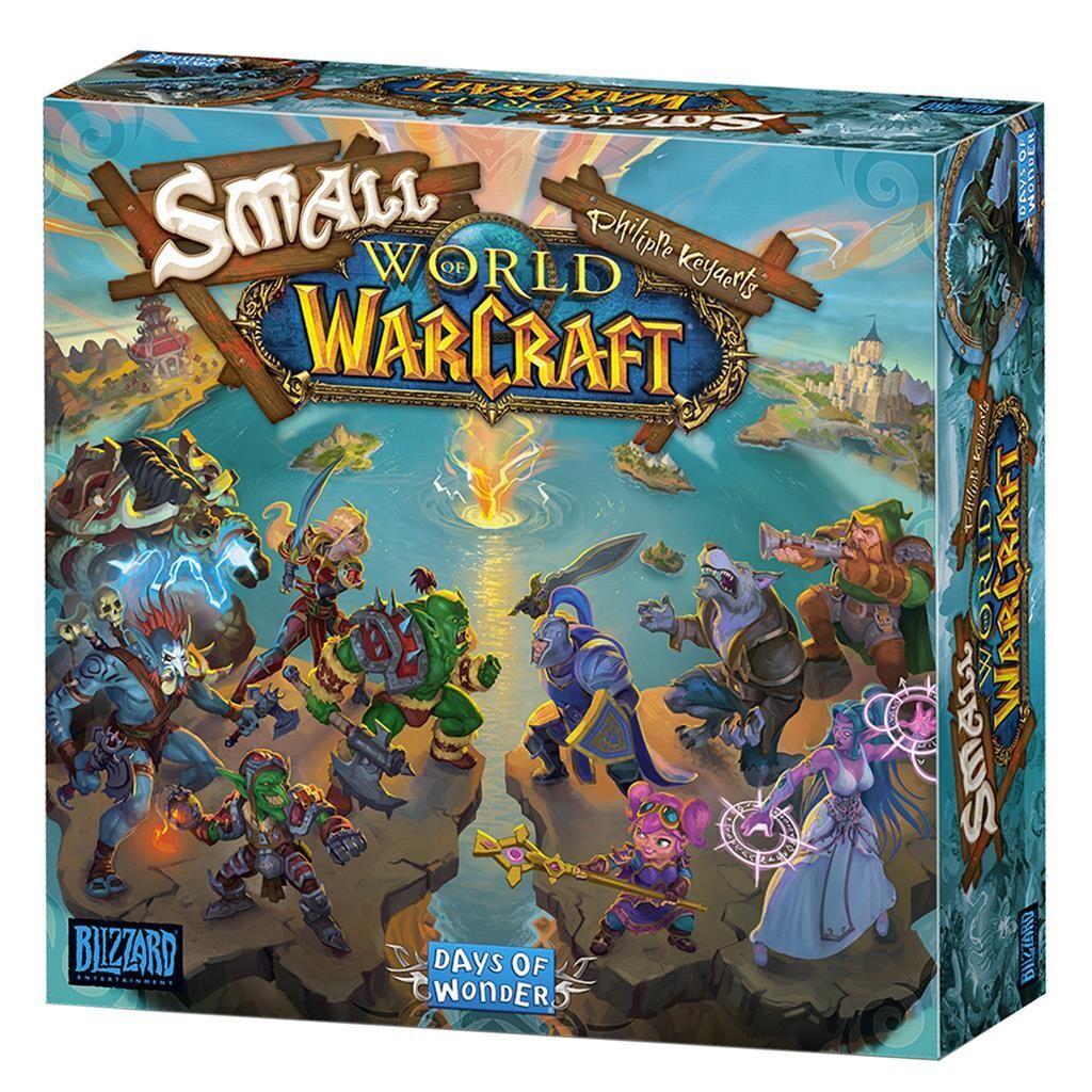 Days of Wonder - Small World of Warcraft