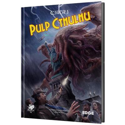 Edge Entertainment - La llamada de Cthulhu: Pulp Cthulhu