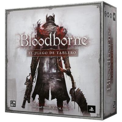 CMON - Bloodborne: El juego de tablero