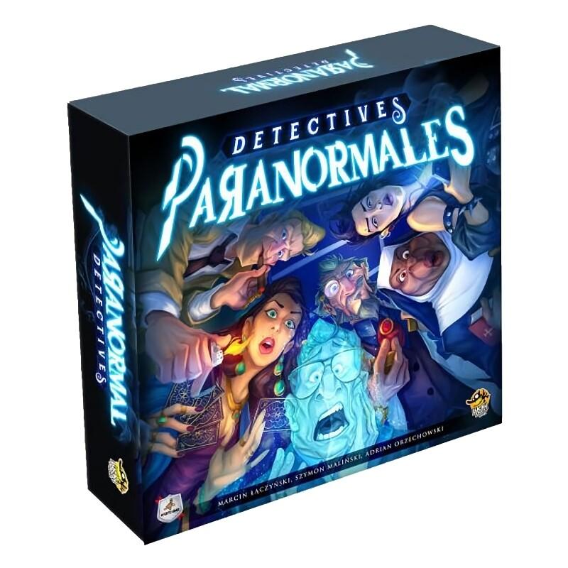 Maldito Games - Detectives Paranormales