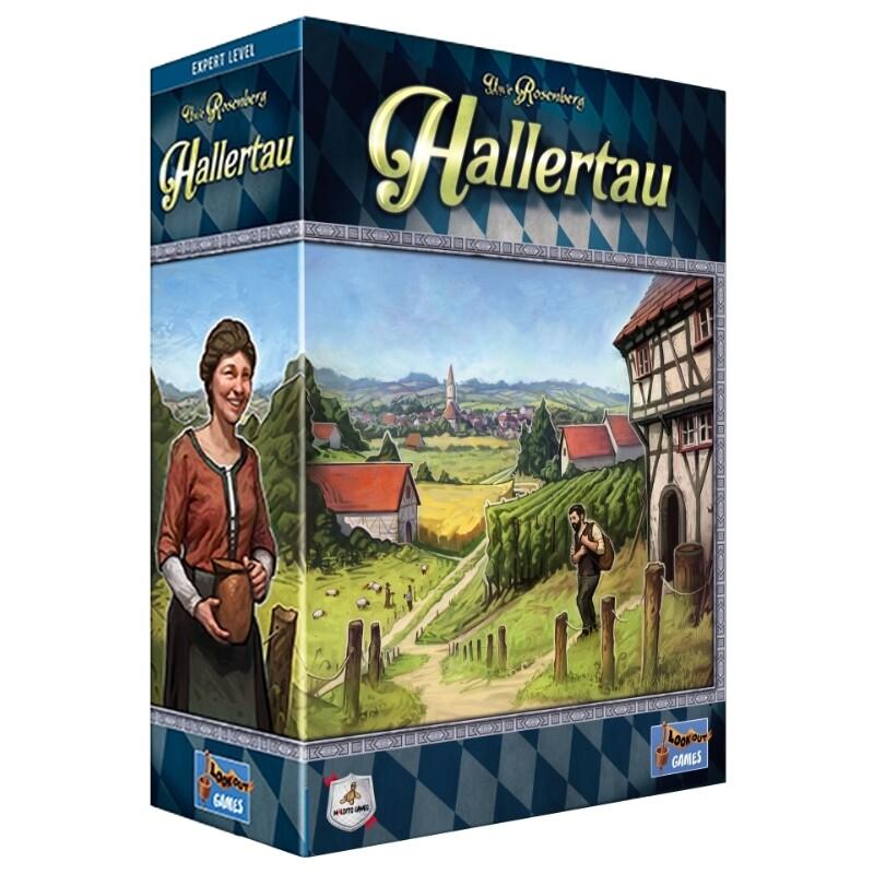 Maldito Games - Hallertau