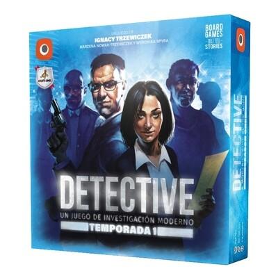 Maldito Games - Detective: Temporada 1