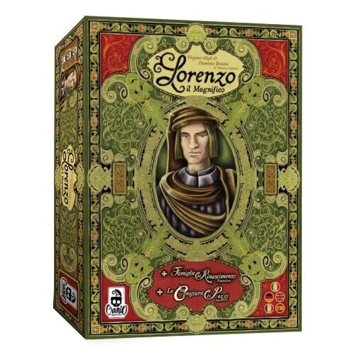 Maldito Games - Lorenzo Il Magnifico Big Box