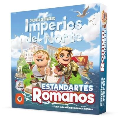 Maldito Games - Imperios Del Norte: Estandartes Romanos