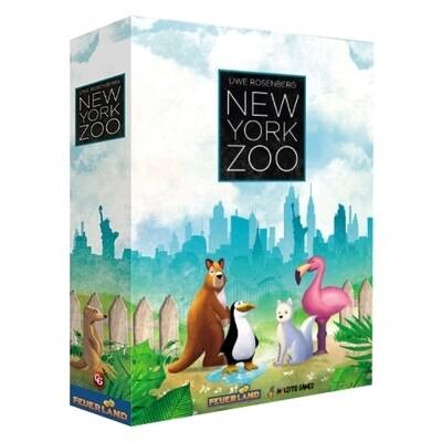 Maldito Games - New York Zoo