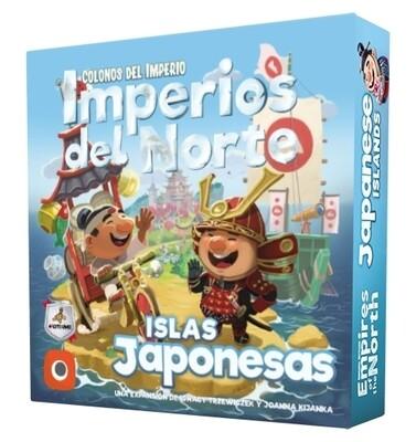 Maldito Games - Imperios Del Norte: Islas Japonesas