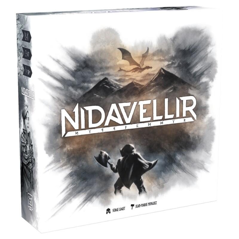 Maldito Games - Nidavellir