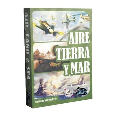 Maldito Games - Aire, Tierra y Mar