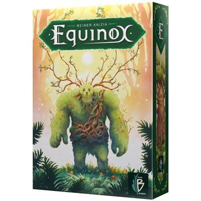 Plan B Games - Equinox: Edición verde