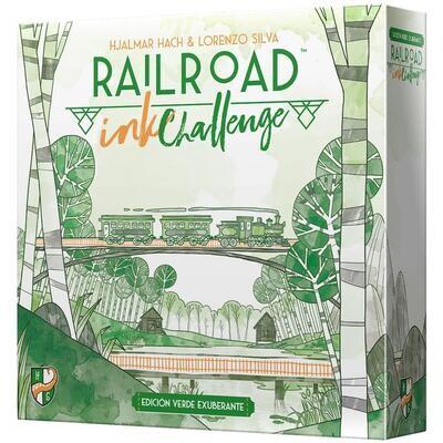Horrible Games - Railroad Ink: Edición verde