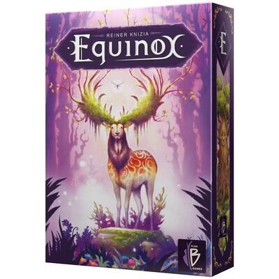 Plan B Games - Equinox: Edición morada