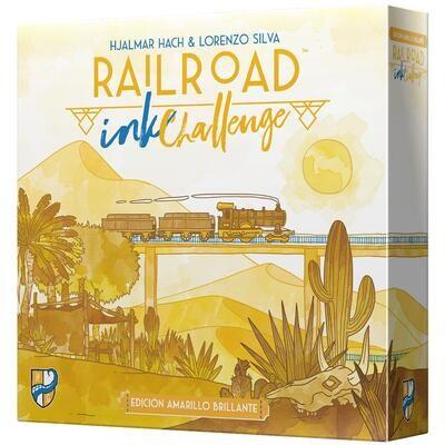 Horrible Games - Railroad Ink: Edición Amarilla