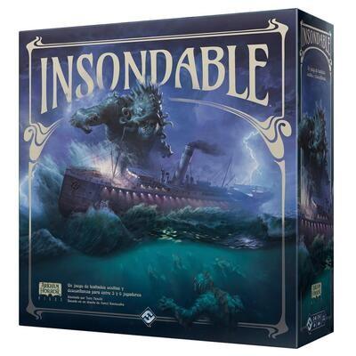 Fantasy Flight - Insondable