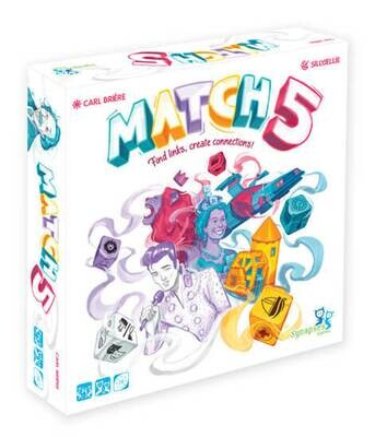 Synapses Games - Match 5