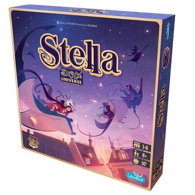 Libellud - Stella Dixit Universe