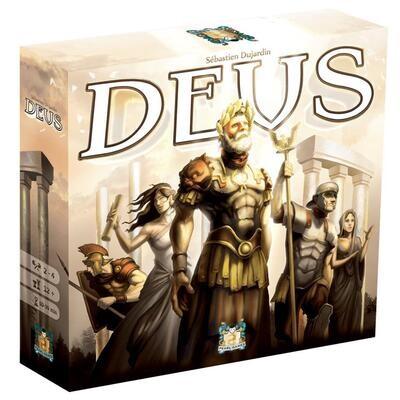 Pearl Games - Deus