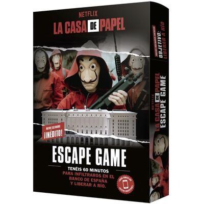 Zygomatic - La Casa de Papel Escape Game 2
