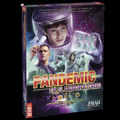 Z-Man Games - Pandemic: En el laboratorio