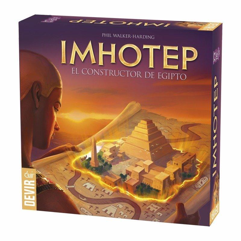 Devir - Imhotep: El Constructor de Egipto