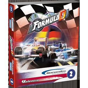 Zygomatic - Formula D: Hockenheim Valencia
