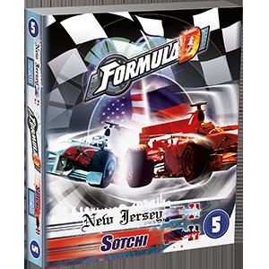 Zygomatic - Formula D: New Jersey & Sotchi