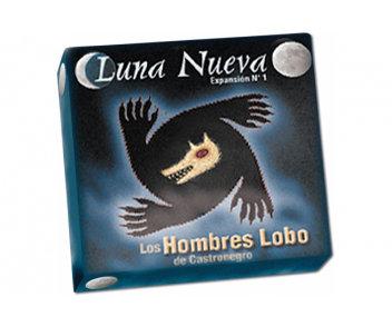 Lui-Même - Hombres lobo de Castronegro: Luna Nueva