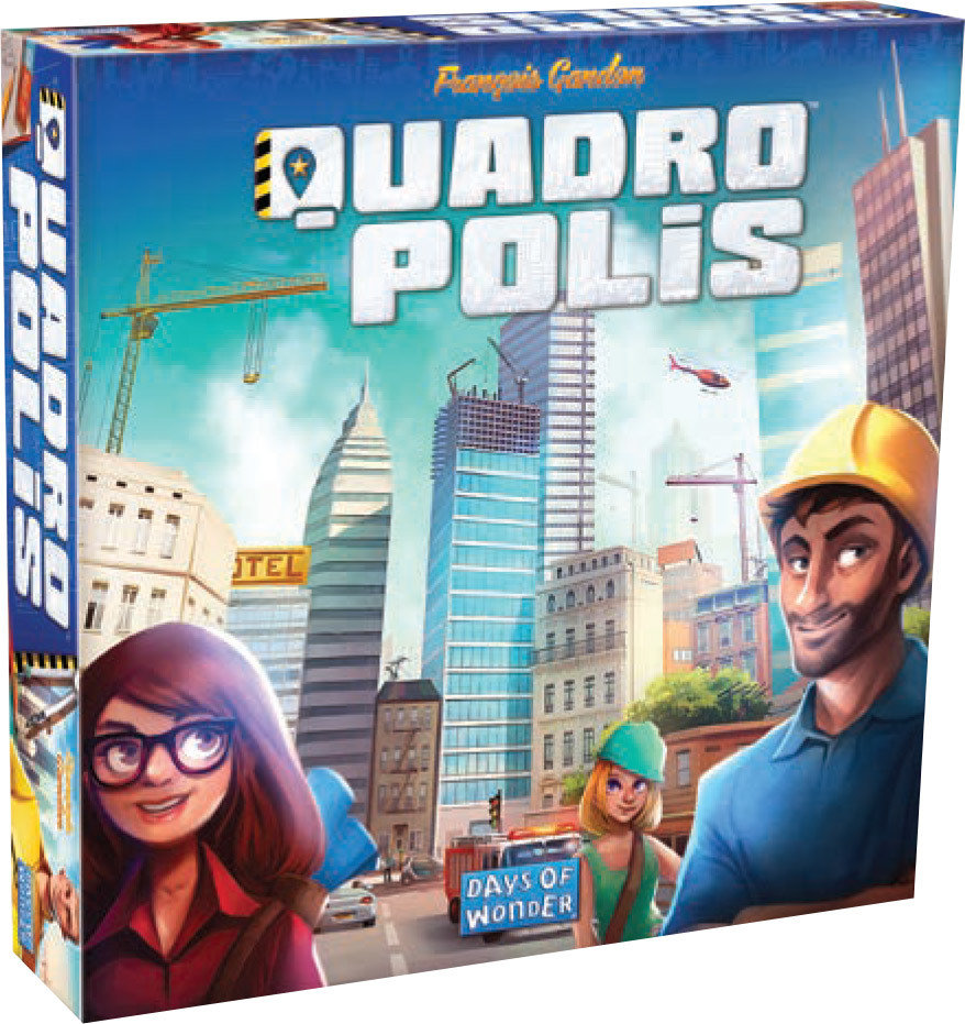 Days of Wonder - Quadropolis