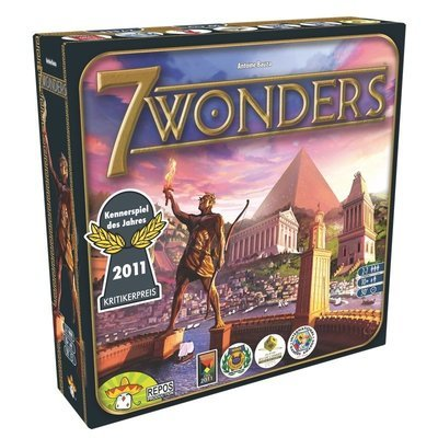 Repos Production - 7 Wonders