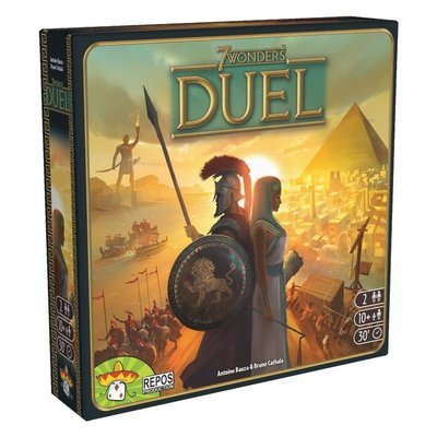 Repos Production - 7 Wonders:  Duel