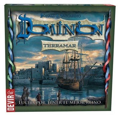 Devir - Dominion- Terramar