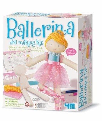 4M - Doll Making Kit - Ballerina