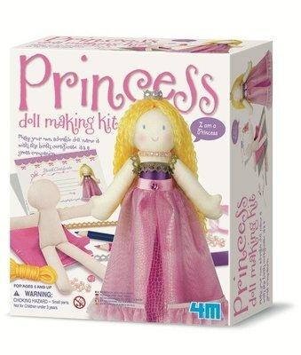 4M - Doll Making Kit - Princess
