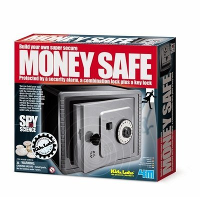 4M - Kidz Labs - Buzz Wire Money Safe