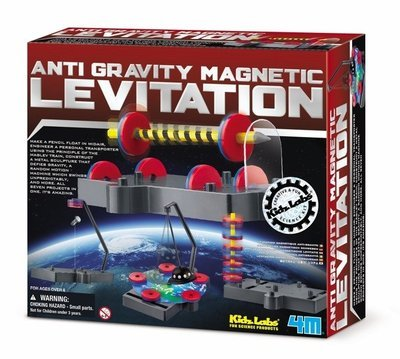 4M - Kidz Labs - Anti Gravity Maglev